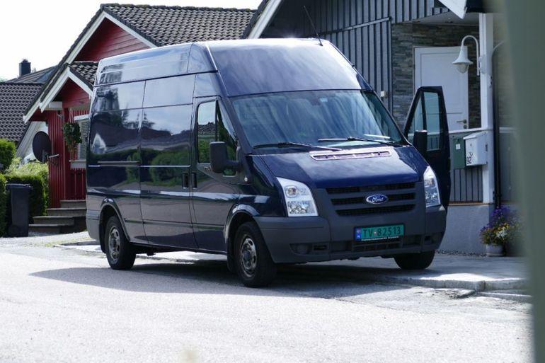 Billig leie av Ford Transit  i nærheten av 0369 Oslo.