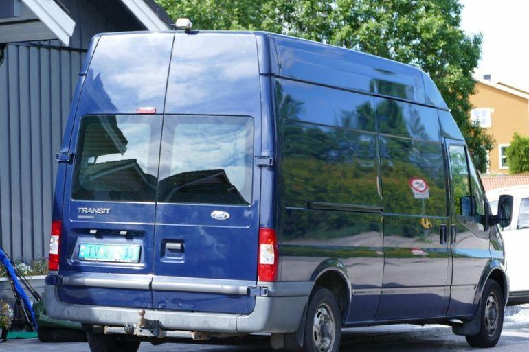 Billig leie av Ford Transit  i nærheten av 1182 Oslo.