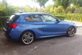 Bmw Serie 1 F21 118D M-Sport Edition