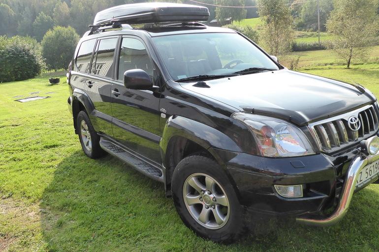 Billig leie av Toyota Landcruiser  med AUX/MP3-inngang nærheten av 0571 Oslo.