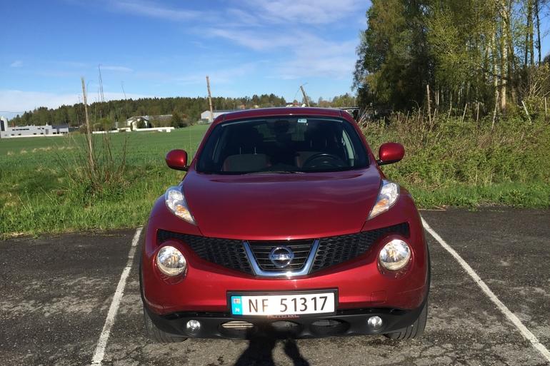 Billig leie av Nissan Juke med Aircondition nærheten av 0655 Oslo.