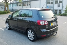 VW Golf 2,0 Plus