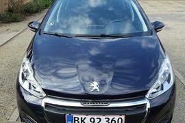 Peugeot 208 Envy Sky 1,6 BlueHDi