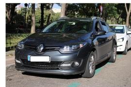 Renault Megane Sport Tourer Limited 1.5dci 110