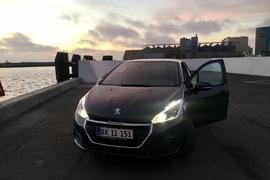 Peugeot 208 1.6 HDi 110HK (2017)