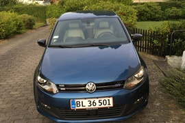 VW Polo TSI 150 BlueGT ACT