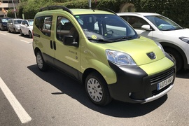 Peugeot Bipper Kb Tepee 1.3 Hdi Outdoor