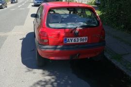 Opel Corsa 1,4 aut.