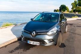 Renault Clio ST, diesel