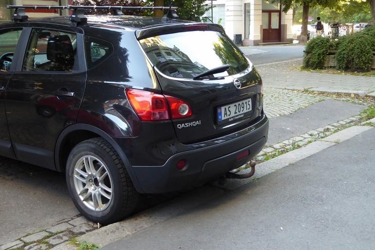 Billig leie av Qashqai Nissan med Aircondition nærheten av 0558 Oslo.