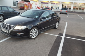 VW Passat 1.9 tdi HIGHLINE 2006 modell.