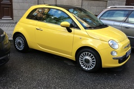 Fiat 500 Pop 1.3