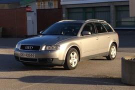 Audi a4 Turbo - Stasjonsvogn