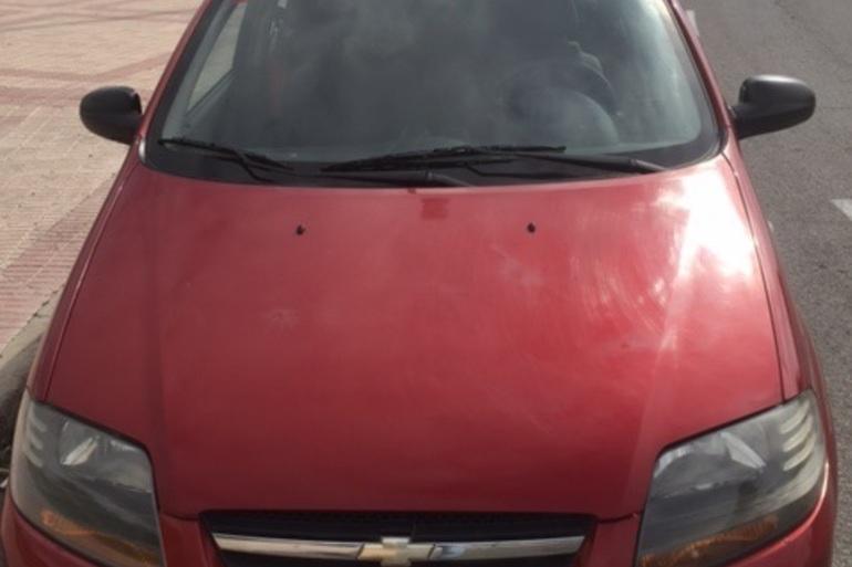 Alquiler barato de Chevrolet-Gm Kalos 1.2 Se cerca de 28008 Madrid.