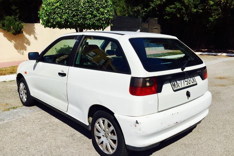 Alquiler barato de Seat Ibiza Hit 1.4 85 cerca de 29603 Marbella.