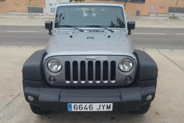 Jeep Wrangler 2.8 Crd Sport Ht