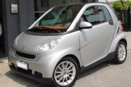 Smart Fortwo Coupe 52Edition Mhd 52
