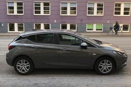Opel Astra 1,4 Turbo