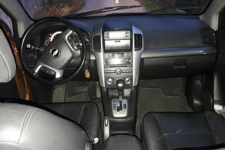 Alquiler barato de Chevrolet-Gm Captiva 2.0 Vcdi Ls7+ 7plz con equipamiento Techo corredizo cerca de 29130 Alhaurín de la Torre.