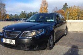Saab 9-5 02.0t 09 Auto/Biopower SportCombi