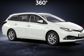 Toyota Auris 1.8 HSD Touring Sports