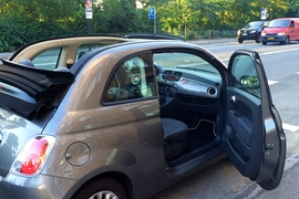 Fiat 500c MY 1.2 WIND