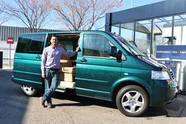 Volkswagen Multivan 2.5tdi 174 Atlantis