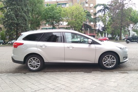 Ford Focus 1.5 Tdci 120 Trend+