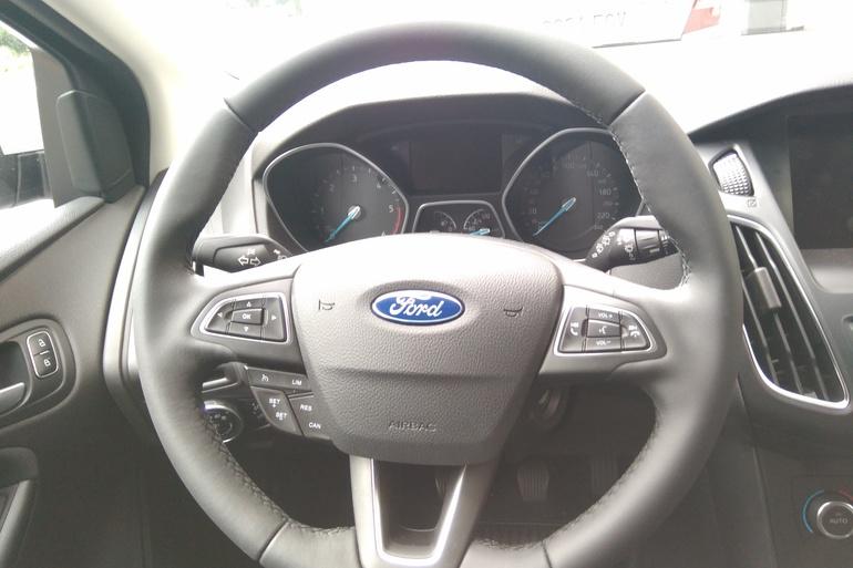 Alquiler barato de Ford Focus 1.5 Tdci 120 Trend+ con equipamiento Lector DVD cerca de 28012 Madrid.