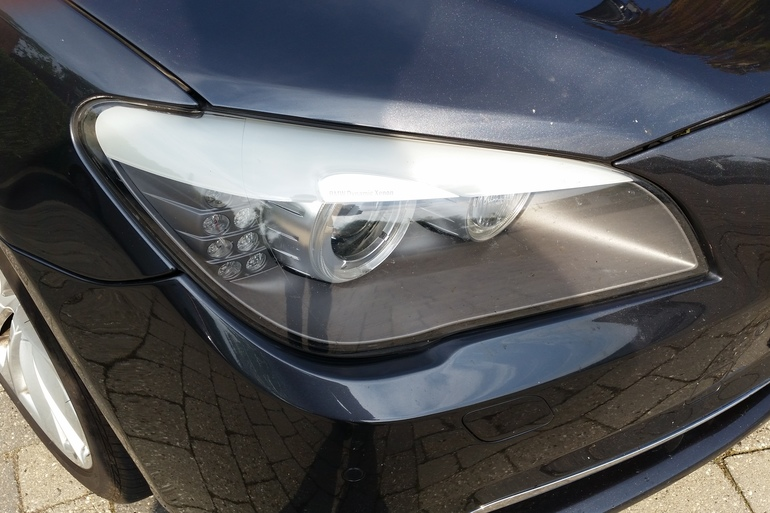Billig billeje af BMW 730D F01 med Læderkabine nær 5230 Odense.