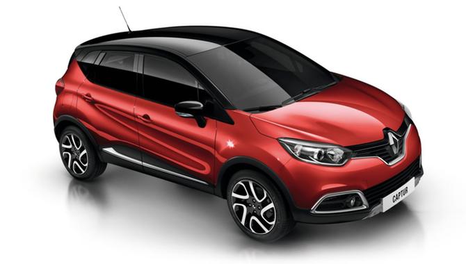 Renault Captur Intens Diesel
