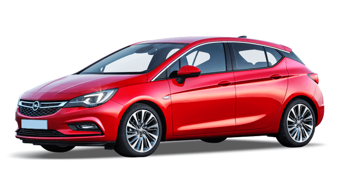 Opel Astra HB