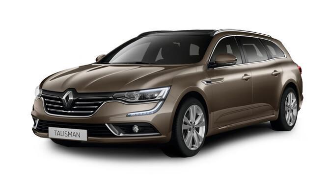 Renault Talisman ST m. Automatgear Diesel